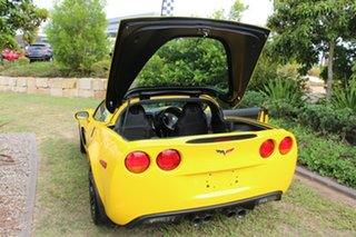 2008 Chevrolet Corvette Coupe.