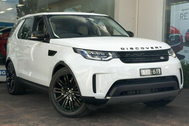 Used Land Rover Discovery TD6 HSE, Doncaster, 2018 Land Rover Discovery TD6 HSE Wagon
