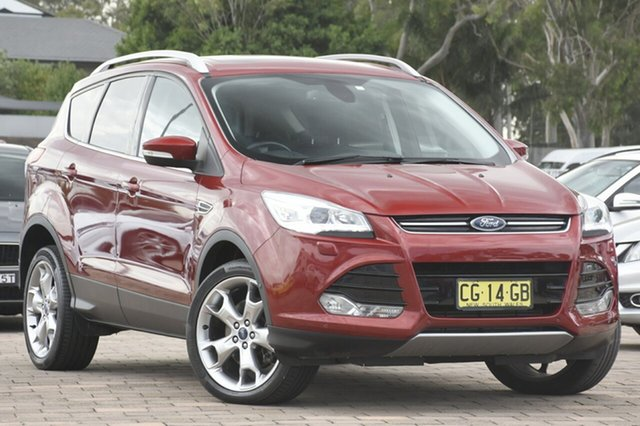Discounted Used Ford Kuga Titanium AWD, Warwick Farm, 2015 Ford Kuga Titanium AWD SUV