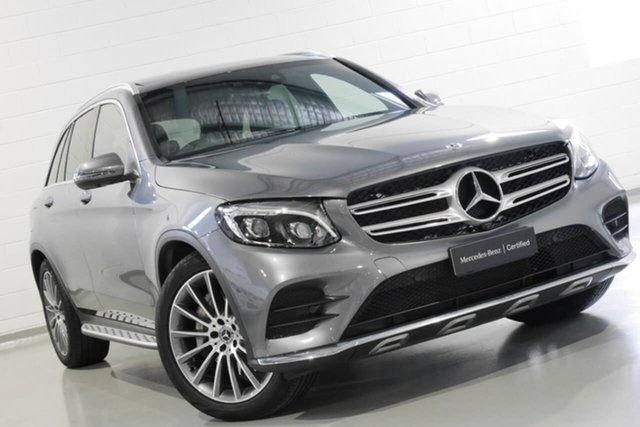 Used Mercedes-Benz GLC220 d 9G-Tronic 4MATIC, Warwick Farm, 2017 Mercedes-Benz GLC220 d 9G-Tronic 4MATIC Wagon