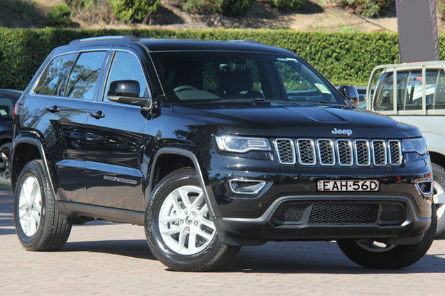 Discounted Demonstrator, Demo, Near New Jeep Grand Cherokee Laredo 4x2, Warwick Farm, 2018 Jeep Grand Cherokee Laredo 4x2 SUV