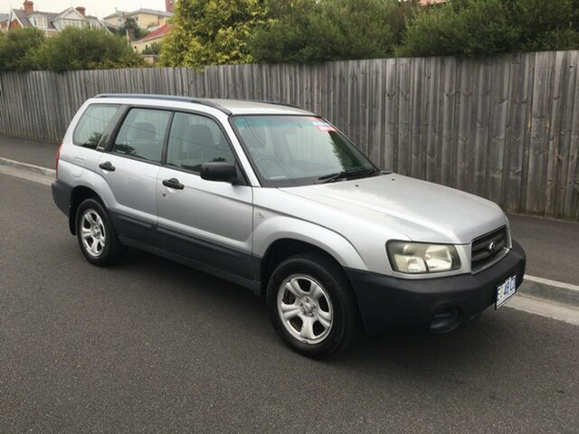 Used Subaru Forester X, North Hobart, 2004 Subaru Forester X Wagon