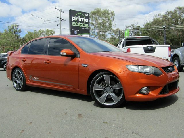 Used Ford Falcon XR6T 50th Anniversary, Underwood, 2010 Ford Falcon XR6T 50th Anniversary Sedan