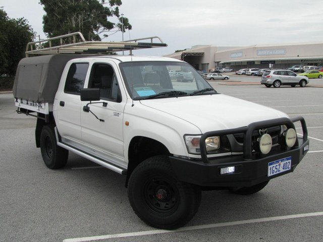 Used Toyota Hilux, Maddington, 2004 Toyota Hilux Cab Chassis