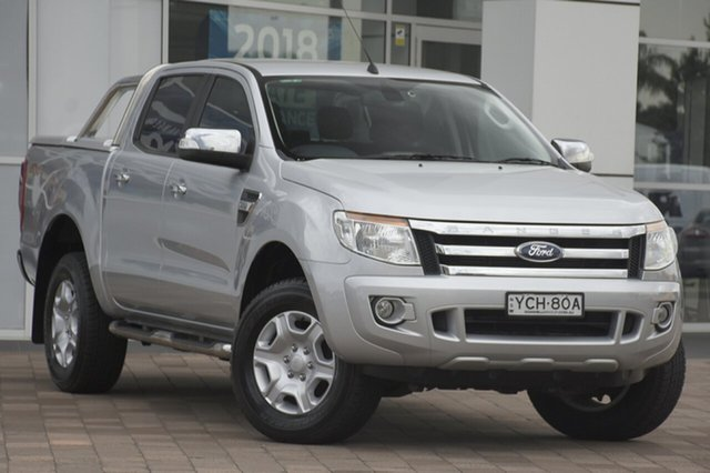 Used Ford Ranger XLT Double Cab, Southport, 2014 Ford Ranger XLT Double Cab Utility