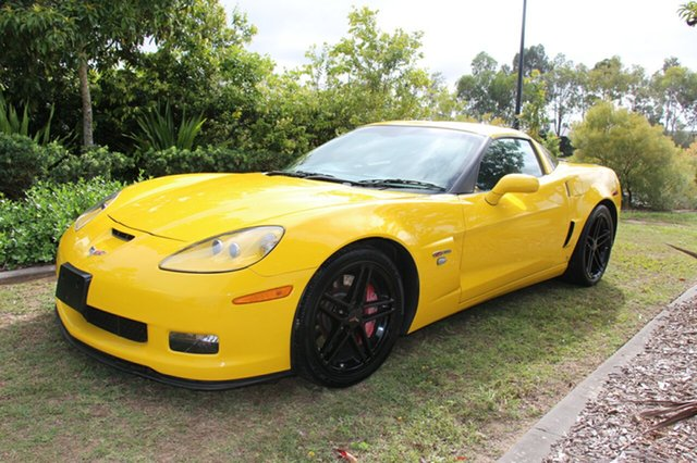Used Chevrolet Corvette, North Lakes, 2008 Chevrolet Corvette Coupe