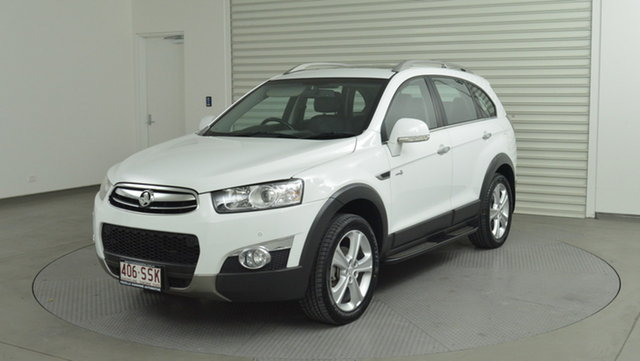 Used Holden Captiva 7 AWD LX, Narellan, 2012 Holden Captiva 7 AWD LX Wagon