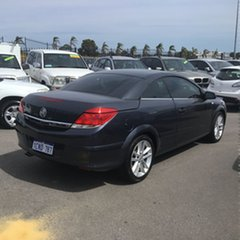 2007 Holden Astra Twin TOP Convertible.