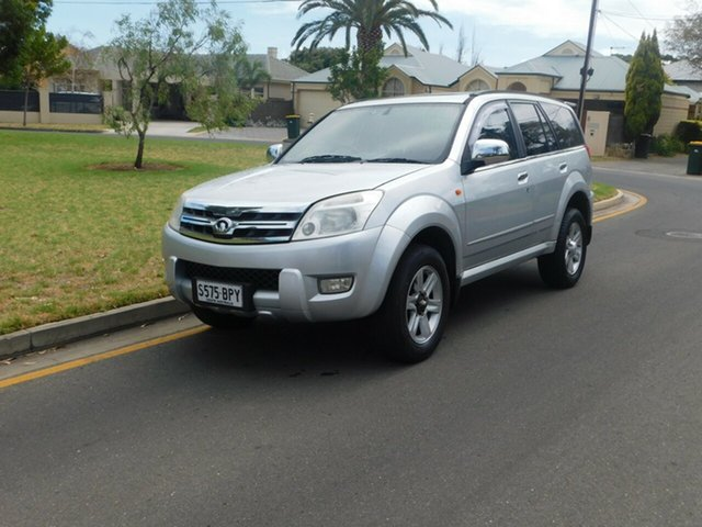 Used Great Wall X240, Somerton Park, 2010 Great Wall X240 Wagon