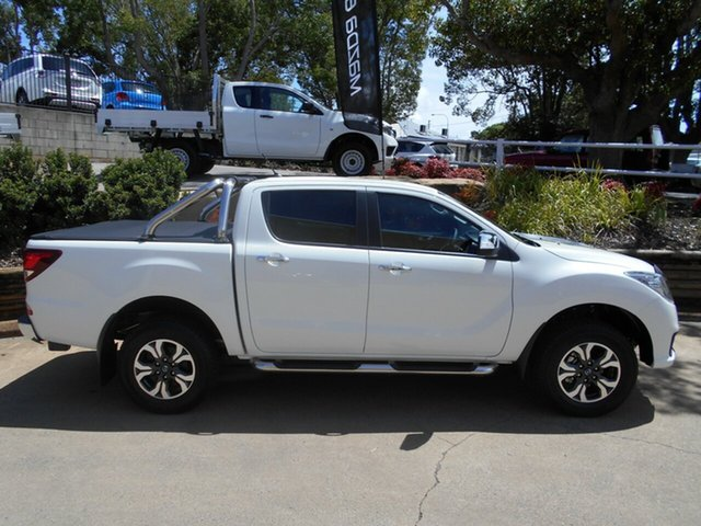 Demonstrator, Demo, Near New Mazda BT-50 GT, Toowoomba, 2018 Mazda BT-50 GT Utility