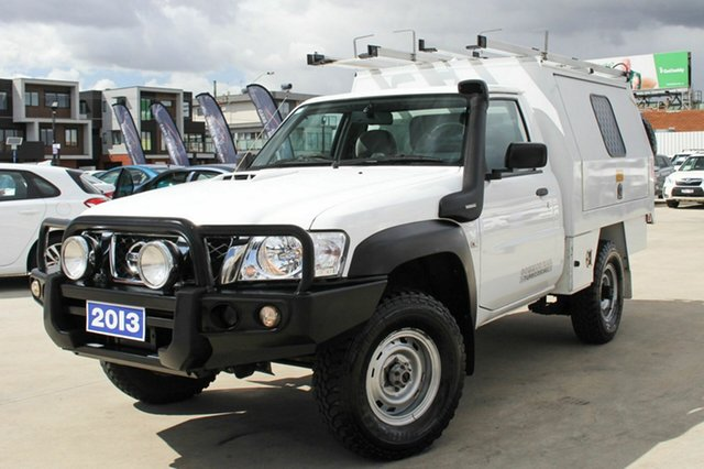 Discounted Used Nissan Patrol DX, Coburg North, 2013 Nissan Patrol DX Cab Chassis