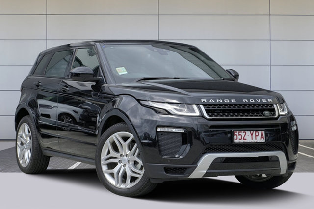Demonstrator, Demo, Near New Land Rover Range Rover Evoque TD4 150 SE Dynamic, Southport, 2017 Land Rover Range Rover Evoque TD4 150 SE Dynamic Wagon