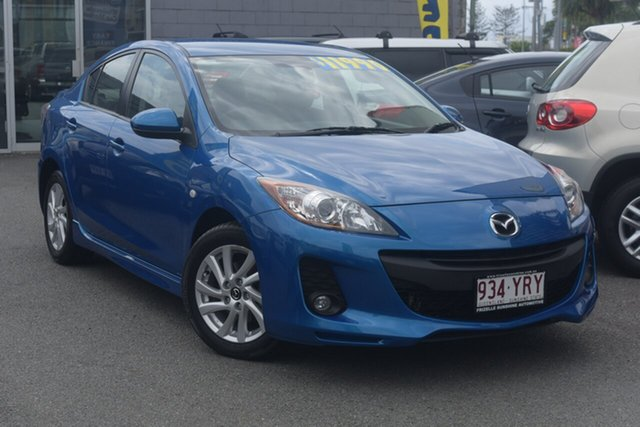 Used Mazda 3 Maxx Activematic Sport, Southport, 2012 Mazda 3 Maxx Activematic Sport Sedan