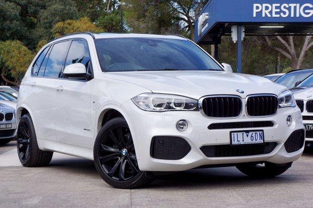 Used BMW X5 xDrive30d, Balwyn, 2015 BMW X5 xDrive30d Wagon