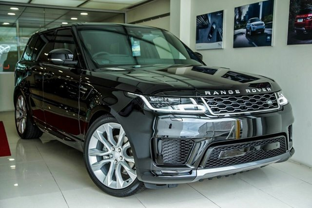 New Land Rover Range Rover Sport SDV6 CommandShift HSE, Brookvale, 2018 Land Rover Range Rover Sport SDV6 CommandShift HSE Wagon