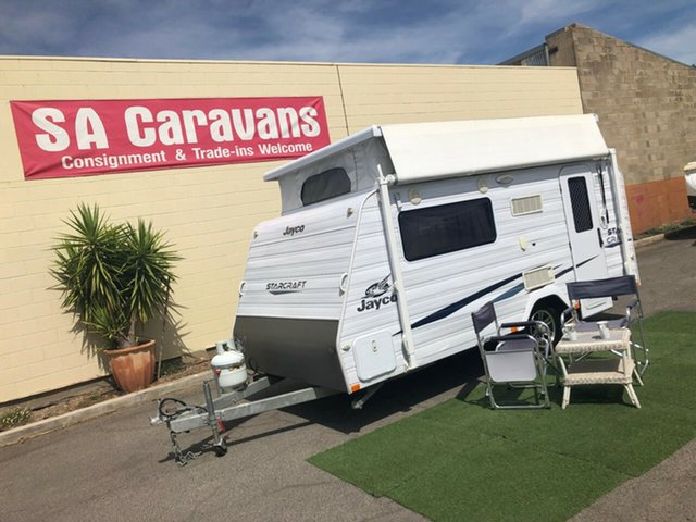Used Jayco STARCRAFT 13' with AIR CONDITIONING, Klemzig, 2012 Jayco STARCRAFT 13' with AIR CONDITIONING Pop Top