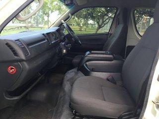 2014 Toyota HiAce SLWB Van.
