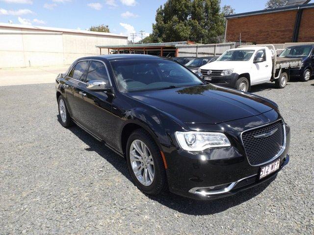 Used Chrysler 300 C E-Shift Luxury, Toowoomba, 2015 Chrysler 300 C E-Shift Luxury Sedan