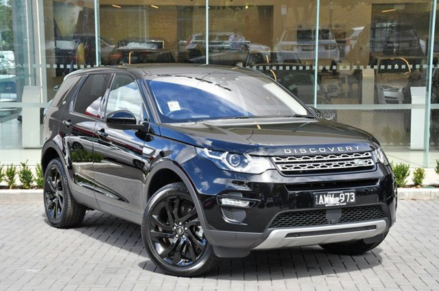 Demonstrator, Demo, Near New Land Rover Discovery Sport SD4 HSE, Berwick, 2017 Land Rover Discovery Sport SD4 HSE Wagon