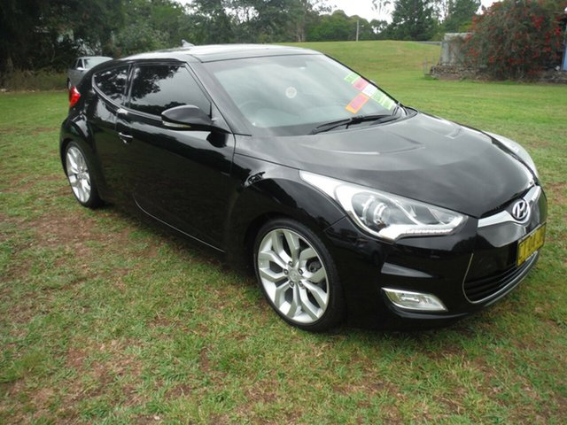 Discounted Used Hyundai Veloster +, East Lismore, 2013 Hyundai Veloster + FS MY13 Coupe