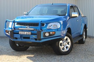 2016 Holden Colorado LTZ (4x4) Crew Cab Pickup.