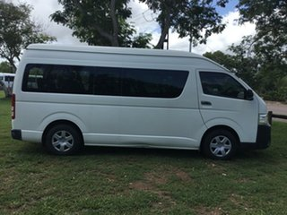 2014 Toyota HiAce Commuter Bus.