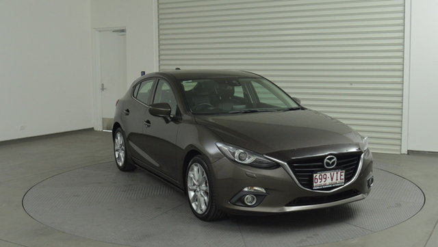 Used Mazda 3 SP25 SKYACTIV-MT GT, Southport, 2014 Mazda 3 SP25 SKYACTIV-MT GT Hatchback