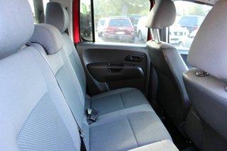 2012 Volkswagen Amarok TDI400 4Mot Utility.