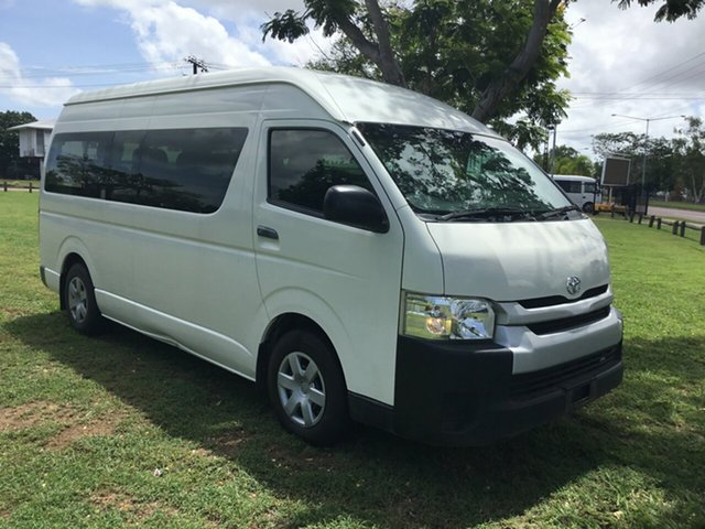 Used Toyota HiAce Commuter, Parap, 2013 Toyota HiAce Commuter Bus