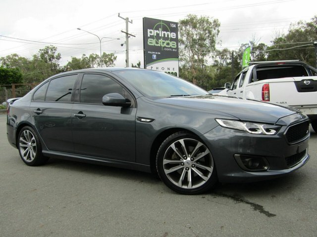 Used Ford Falcon XR6T, Underwood, 2015 Ford Falcon XR6T Sedan
