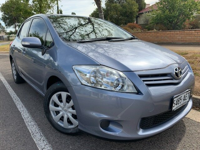 Used Toyota Corolla Ascent, Cheltenham, 2010 Toyota Corolla Ascent Hatchback
