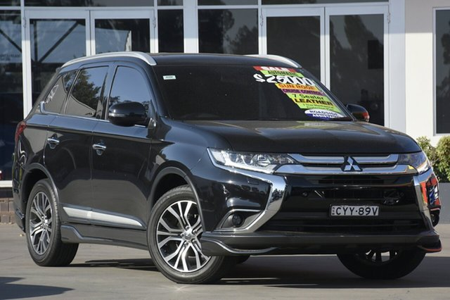 Discounted Used Mitsubishi Outlander Exceed 4WD, Southport, 2015 Mitsubishi Outlander Exceed 4WD SUV