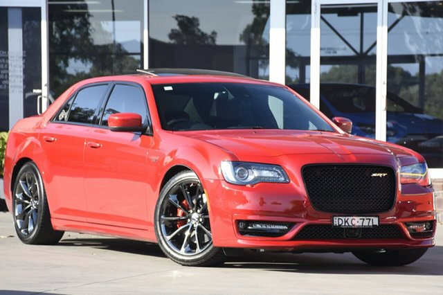 Used Chrysler 300 SRT E-Shift, Southport, 2016 Chrysler 300 SRT E-Shift Sedan