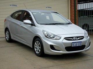 2013 Hyundai Accent Active Sedan.