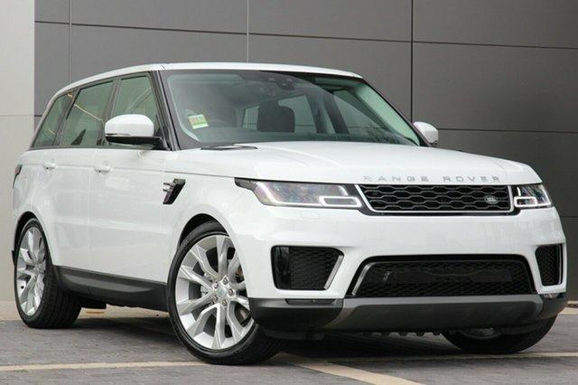 New Land Rover Range Rover Sport SDV6 183kW CommandShift SE, Southport, 2018 Land Rover Range Rover Sport SDV6 183kW CommandShift SE SUV