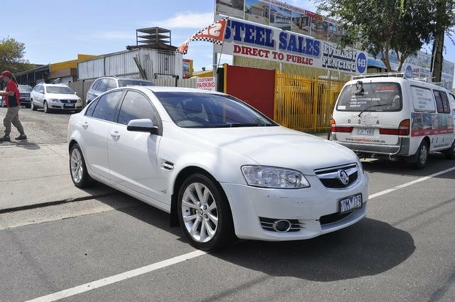 Used Holden Commodore Equipe, Hoppers Crossing, 2011 Holden Commodore Equipe Sedan