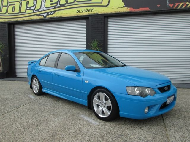 Used Ford Falcon XR6, O'Connor, 2007 Ford Falcon XR6 Sedan