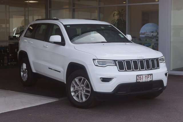 Demonstrator, Demo, Near New Jeep Grand Cherokee Laredo, Southport, 2018 Jeep Grand Cherokee Laredo Wagon