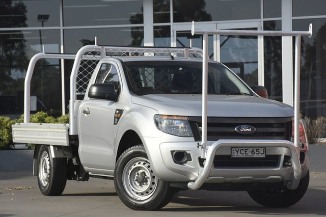 Used Ford Ranger XL 4x2, Southport, 2015 Ford Ranger XL 4x2 Cab Chassis