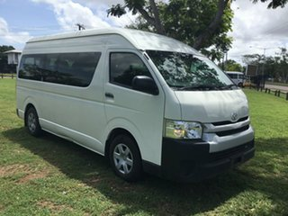 2013 Toyota HiAce Commuter Bus.