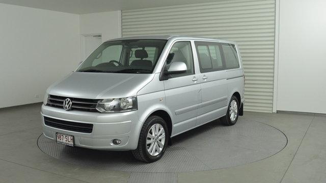 Used Volkswagen Multivan TDI340 DSG Comfortline, Southport, 2012 Volkswagen Multivan TDI340 DSG Comfortline Wagon
