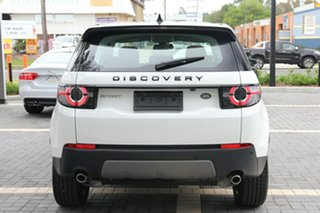 2018 Land Rover Discovery Sport TD4 110kW SE SUV.