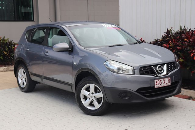 Used Nissan Dualis ST Hatch, Cairns, 2010 Nissan Dualis ST Hatch Hatchback