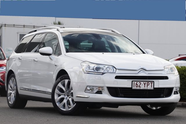 Used Citroen C5 Exclusive Tourer HDi, Bowen Hills, 2013 Citroen C5 Exclusive Tourer HDi Wagon