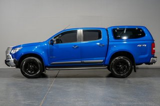 2014 Holden Colorado LTZ (4x4) Crew Cab Pickup.