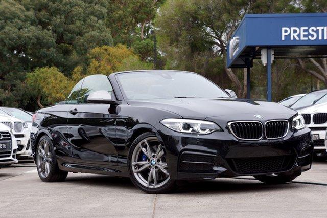 Used BMW M240i, Balwyn, 2018 BMW M240i Convertible