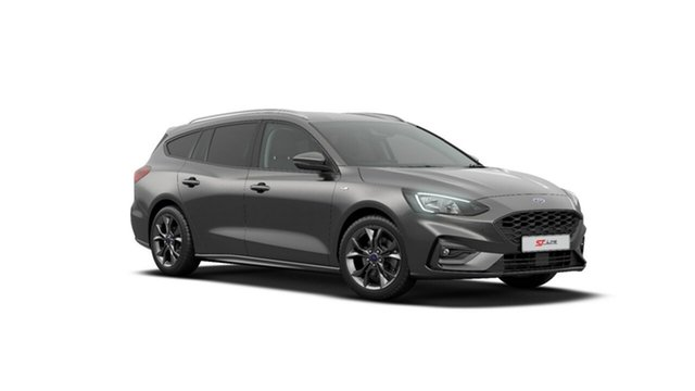 New Ford Focus ST-Line, Warwick Farm, 2018 Ford Focus ST-Line Wagon