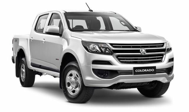 New Holden Colorado LS Pickup Crew Cab, Atherton, 2019 Holden Colorado LS Pickup Crew Cab Utility