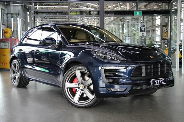 Used Porsche Macan GTS PDK AWD, North Melbourne, 2017 Porsche Macan GTS PDK AWD Wagon