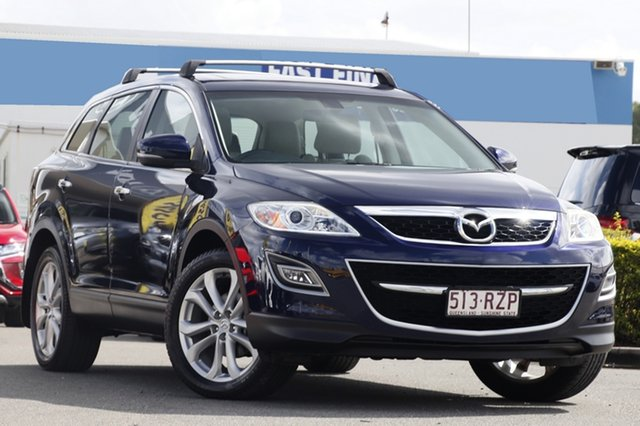 Used Mazda CX-9 Luxury, Bowen Hills, 2011 Mazda CX-9 Luxury Wagon